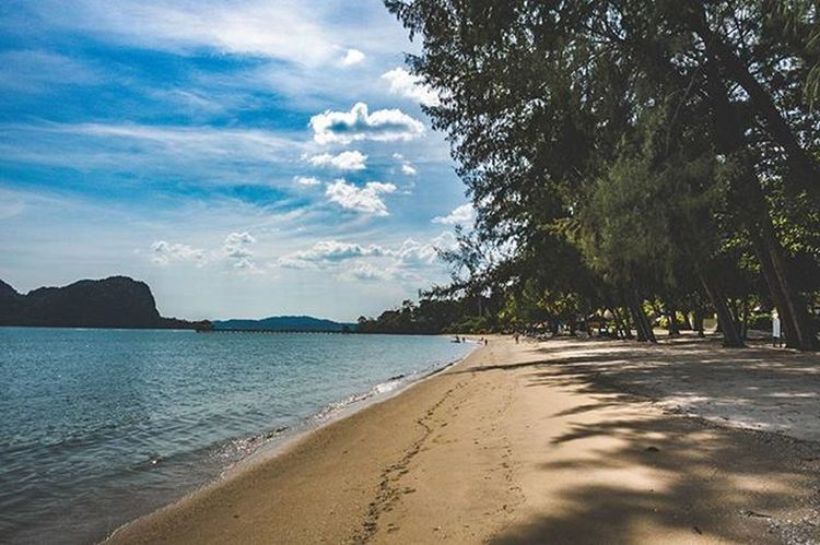 Gorgeous beach last weekend Langkawi Westinlangkawi Westin Malaysia ASIA Nature Travel Natureporn Sonyrx100iv Beach
