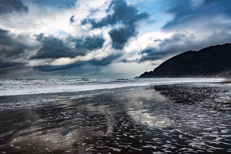 Oregon Coast Manzanita Beach Oregon Beach Ocean View Coastal Life This Week On Eyeem Robert DuVernet Photography