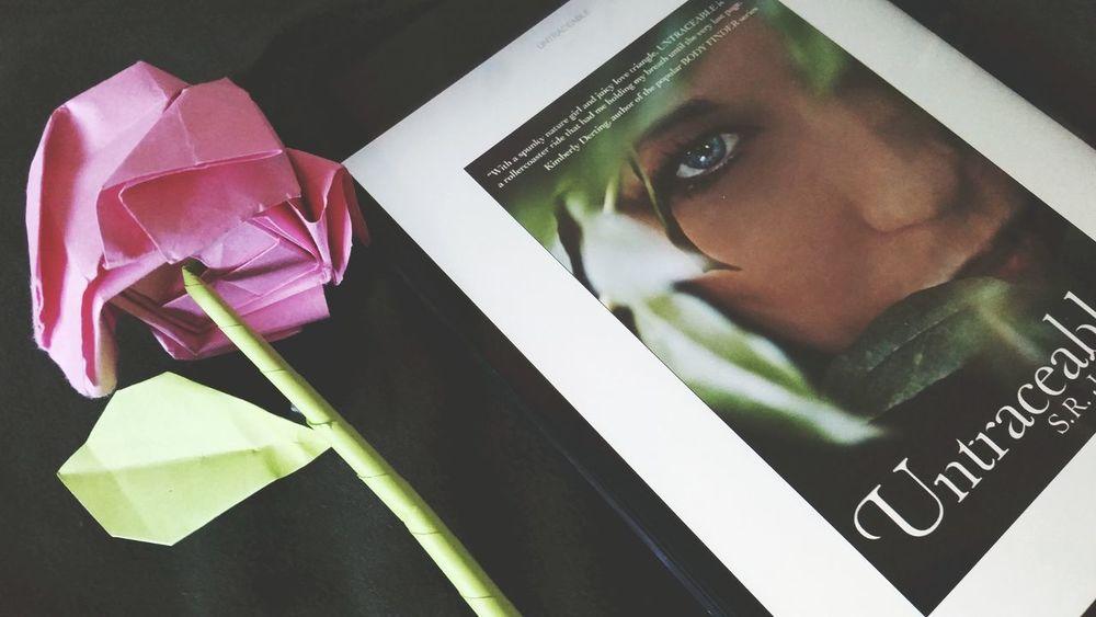 A book and a rose. 📖🌷 Bookoftheday Bookworm Bibliophile  Ebook