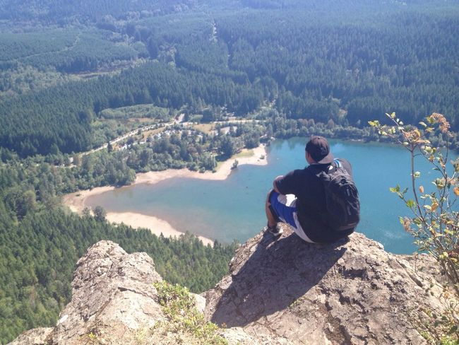 Rattle Snake Ledge PNW At Its Finest