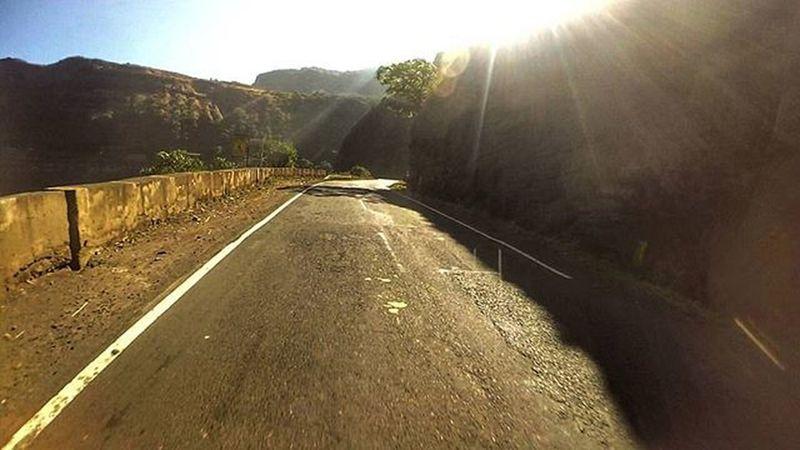 Malshej Ghat Highway Valley Mountains MotorcycleDiaries Weekendgetaway Adventure Xaiomi Xiaomiyicamera Yicamera Actioncamera Sportscamera