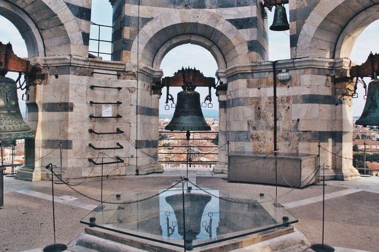 Bells at piazza dei miracoli