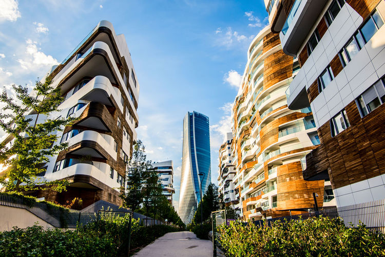 Citylife District Milan Italy Architecture Architecture_collection Architecture Architecturelovers Building Exterior City Citylife Modern Travel Destinations Skyscraper Tall - High EyeEm The Best Shots Built Structure Tower EyeEm Selects Skyscraper Milan Archilovers Skyscrapers Milano Italy The Week On EyeEm Milan Italy EyeEm Gallery Eye4photography  Milan,Italy EyeEm Best Shots