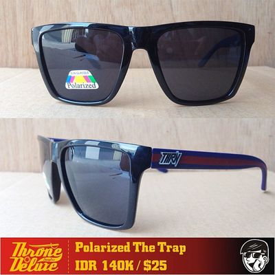 The Trap Polarized . Throne39 Fall Catalogue Sunglasses eyeglasses . Online order to : +62 8990 125 182.
