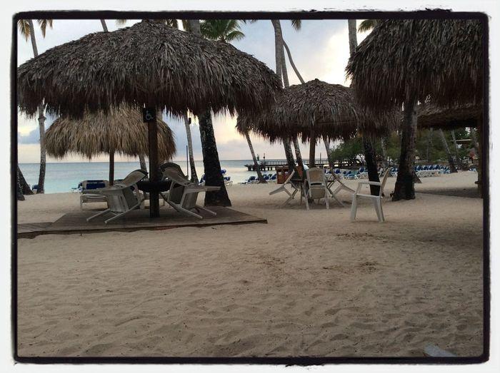 dream la romana beach. Bayahibe-république dominicaine. First Eyeem Photo