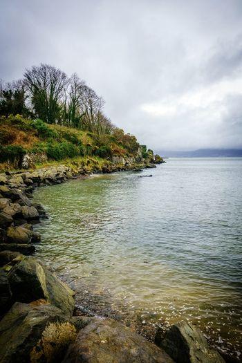 Coastal Walk County Down Northern Ireland Carnalea