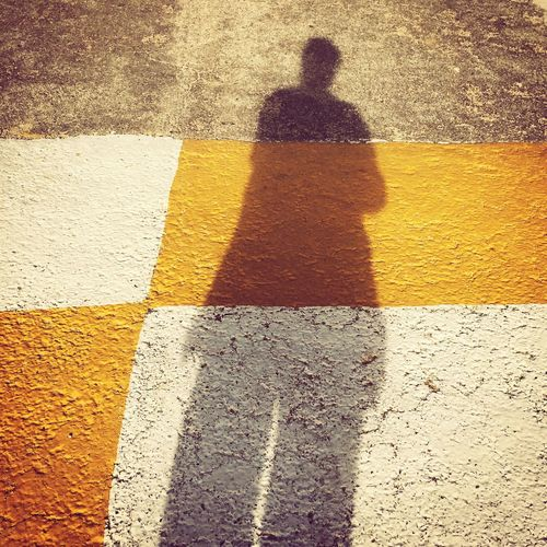 Walk This Way Speed Bump Shadow