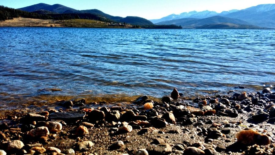 Water Lake Nature Outdoors Mountain Calming Godsbeautifulcreation
