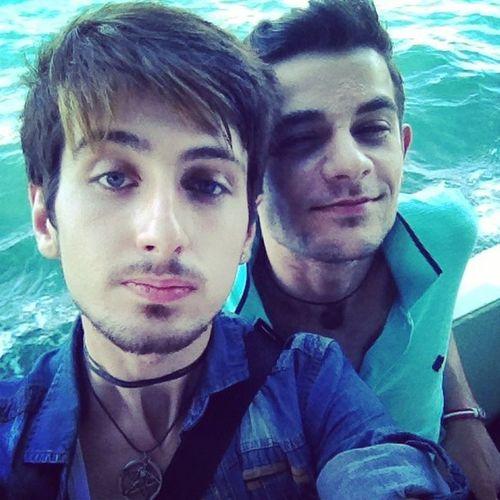Boğaz turu yaparkene... ;) Istanbul Bogazturu Sea Selfie özçekim instaboy insta image