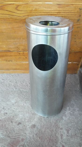Clean City Indoors  Drink No People Close-up Healthy Eating Freshness Day Cleanliness Head Hole Bin Front Hole Dustbin Steel 2 Hole Bin Dustbin Outdoors Recycling Hygiene Metal Garbage Bin High Angle View Social Issues Iron Box