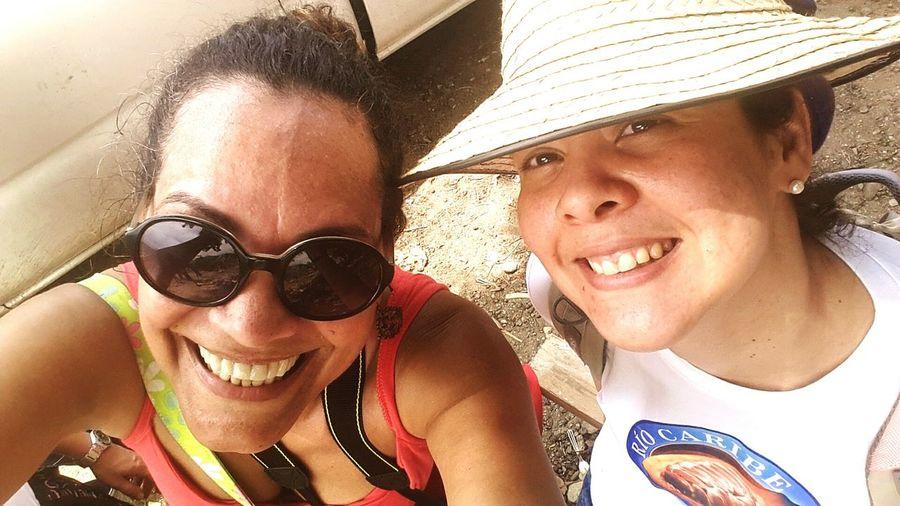 Cerca de la casa de Armando Reverón con Ana