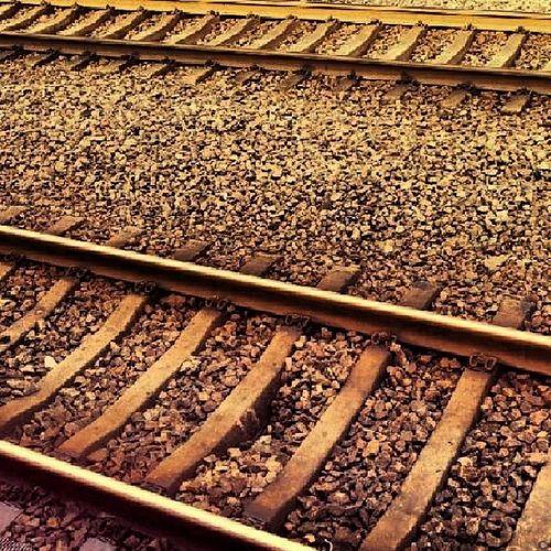 Railway Railways Unique Uniquecolor Vintage Traveling