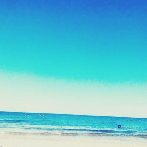 Sea #море #relax Sky Blue Amazing