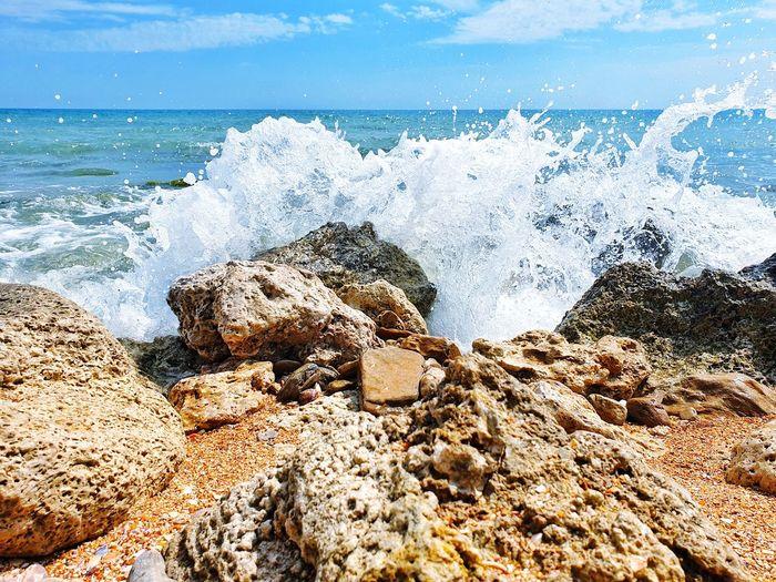 Splash! Sea