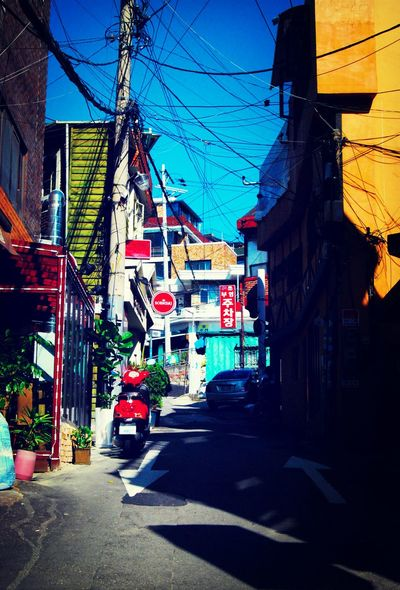 Streetphoto Streetlife Back Alleys