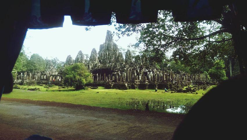 Ангкор. Камбоджия