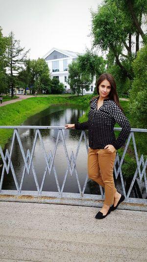 River Saint Petersburg Evening Lovecity  Russian Girl