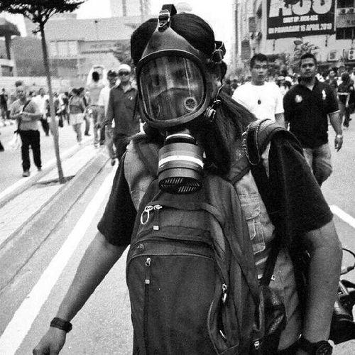 siapa kenal brader ni? Throwback Bersih2 .0 LomoLCA