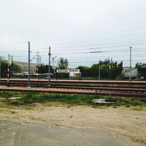 Warsawa Train Station The Explorer - 2014 EyeEm Awards