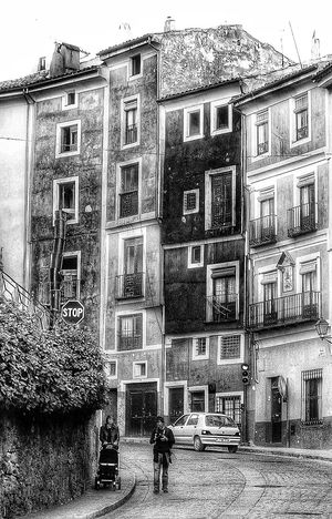 Architecture Outdoors Built Structure Building Exterior Day Bnw_photography Blackandwhite Black & White Bnw_friday_eyeemchallenge Arquitecture_bw Bnwmood Black And White Photography Blancoynegro Bnw_planet Bnw_captures Bnw_collection Architecture Arquitectura EyeEmNewHere EyeEm Selects