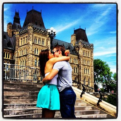 Young Lovers at Parliament Hill #Ottawa #Canada All_shots Instamood IPhoneography Smooch Love Government Tourist Ontario Building Lovebirds Kiss Instagood Couple Instagramhub Canada Webstagram Lovers Parliament Landmark Igcanada Ottawa Allshots_oct12_landmark Iphoneonly Canadian_landmark Photooftheday Canadian_icon Picoftheday Canadian