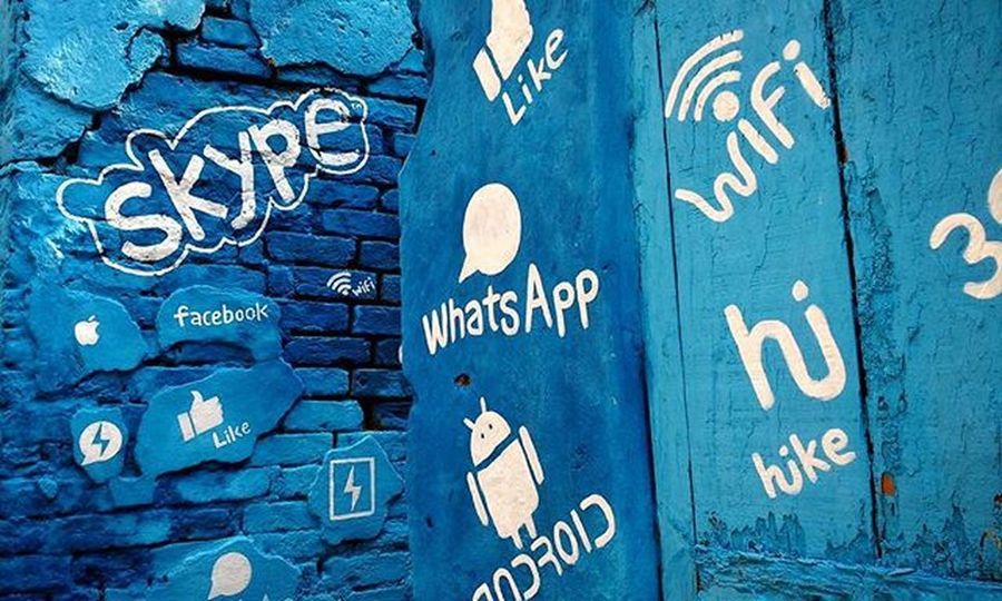 """Back to Streets, which I love the most 😁 • • The """"Social Network"""" Wall 😉 • • Motog3 Thisismymuse Getgalvanised Jj_walls Jj_streetphotography _cic Streetphotography Jj_mobilephotography Streetsofcalcutta"""