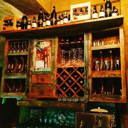 Shabby Chic Bar Cool Africa