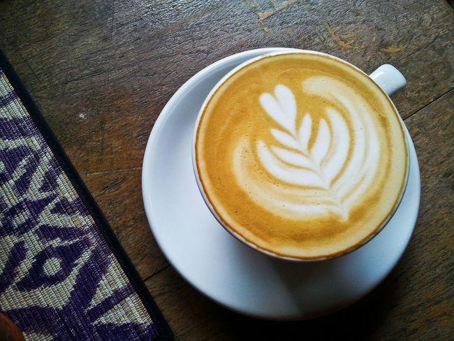 Cappuccino Coffee Hotcoffee