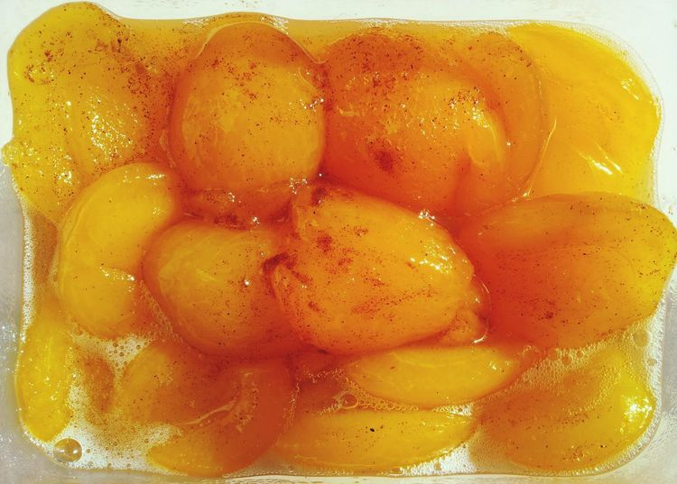 Apricot Cinnamon Compote Clean Eating