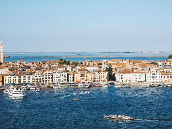 Aerial view of Venice Laguna Italia Laguna Di Venezia  Venedig Venezia Venice Laguna Architecture Italy Venice Venice Lagoon