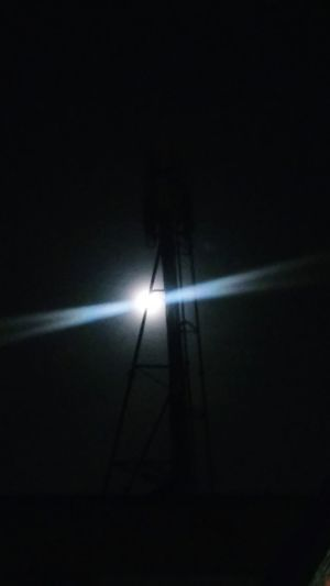 When the moon