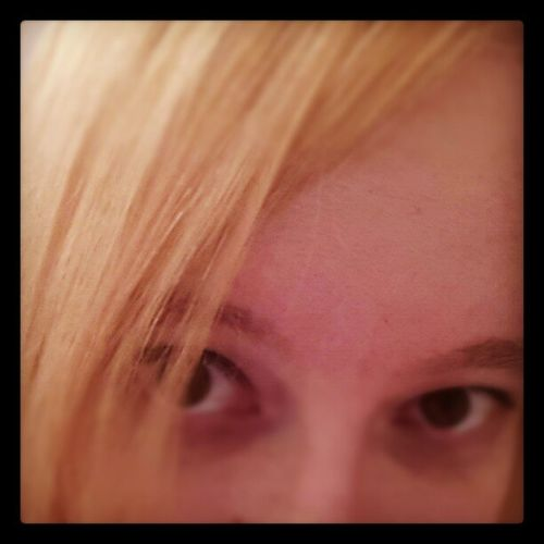 New haircolor! I hope blondes do have more fun! Blonde Newhaircolor Bbb Blondebombshell