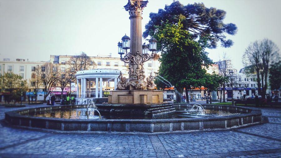 PLAZA, Pileta Concepcion, CHile Chile Plaza Concepcion