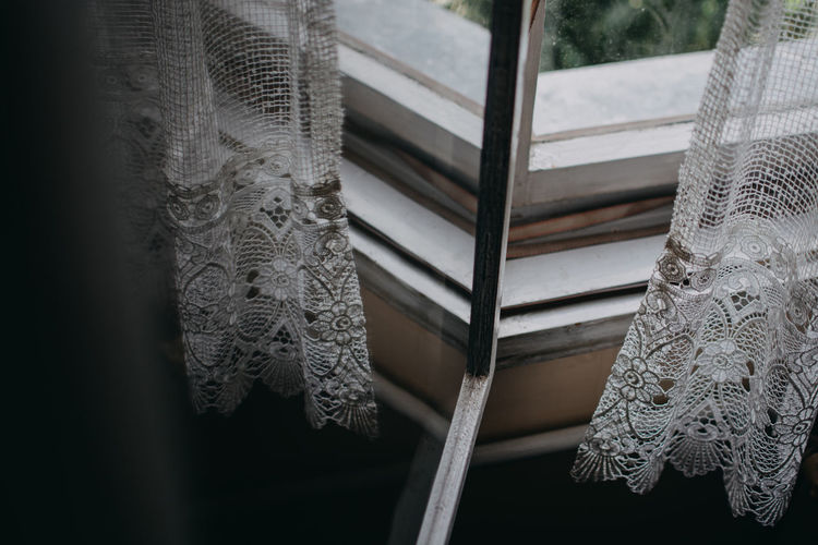 window reflection Home Reflection Architecture Building Built Structure Close-up Clothing Curtain Day Decoration Design Floral Pattern Focus On Foreground Glass - Material Hanging House Indoors  Lifestyles Low Angle View No People Pattern Selective Focus Textile Window