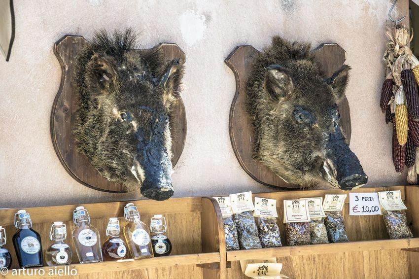 Italy Norcia Norcina Shopping Umbria Umbria, Italy