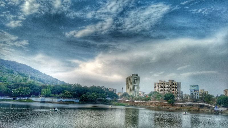 The Great Outdoors With Adobe Hdr Scape .. Embraceurbanlife