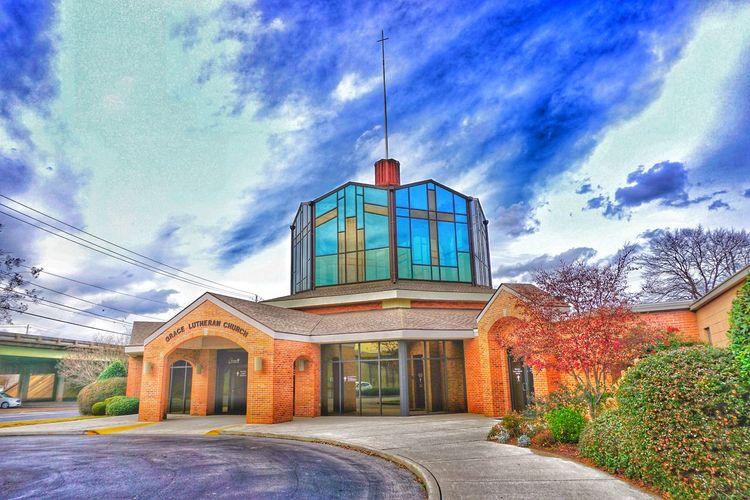 Grace Lutheran Church. Church Sony A6000 Sony Sonyphotography Sonyimages Grace Lutheran Church