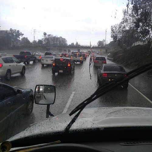 I think it's raining Weather Report 60fwy