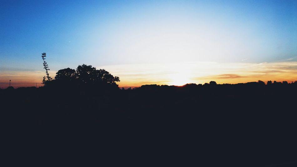 Sunset Beautiful Nature Memorialday