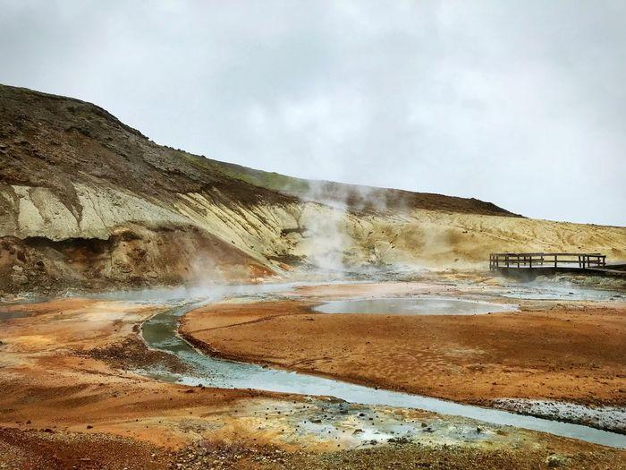 Geothermal  Sky