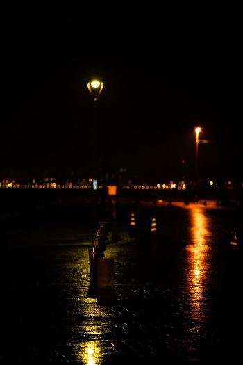 RAINYDAY Nightphotography Mojikou Naight Lights