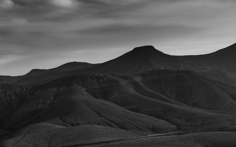 Beauty In Nature Black & White Black And White Black And White Photography Blackandwhite Blackandwhite Photography Landscape Monochromatic Monochrome Monochrome _ Collection Monochrome Photography Mountain Nature No People Physical Geography Scenics Sky Tranquil Scene Tranquility