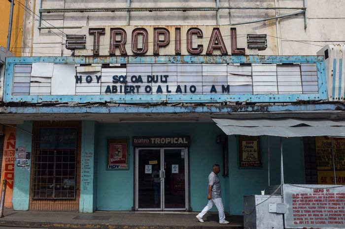 Panama City, Teatro Tropical. Panamá Panama City Theatre LatinAmerica Streetphotography EyeEm Best Shots