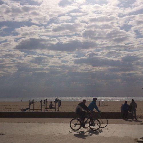 Playa Beach Bicicletas Bicycles Bewaterinmycity Ig_captures_city_ Vivir_to2 Enfocae Nofilter Sinfiltro Buenos Días/Bon día/Good Morning