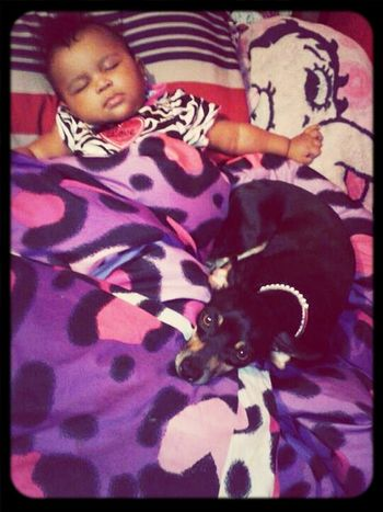 Her Guard Dog ♥