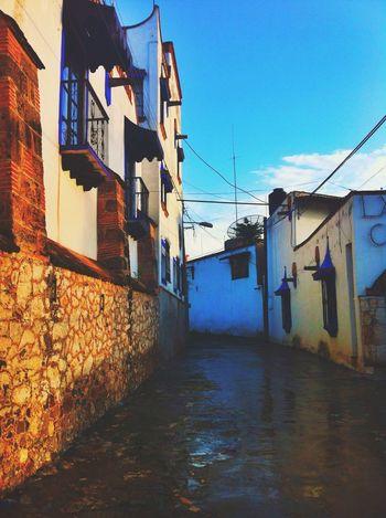 •My favorite street •My small town part6 MySmallTown Street Waterpark Smalltowngirl Ajacuba Mexico Hidalgo