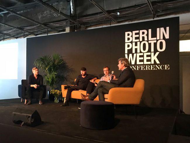 Flo, Peter, Massimo & Jörg Berlin Photo Week BPW18