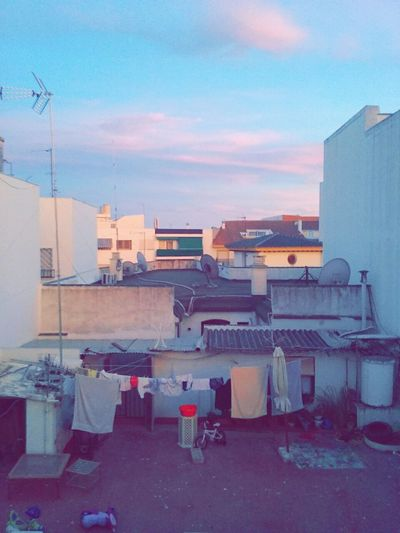 Los Vecinos Atardecer San Pedro Sunlight ☀ Pink