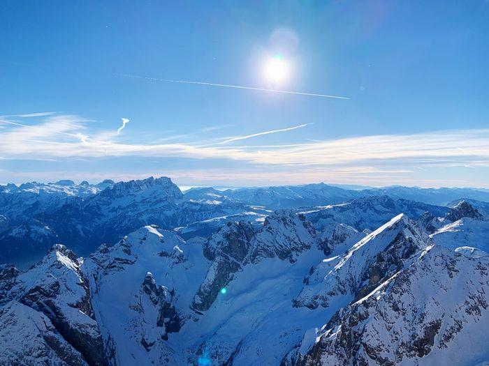 Alps Alps Sky
