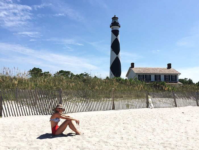 Pinup Lighthouse Lighthouse_lovers Beachphotography Beach Photography On The Beach Summer Vibes Summer Views